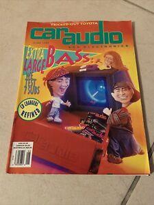 Car Audio and Electronics Magazine June 1994