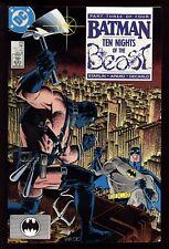 Batman (1940) #419 1st Print zehn Nächte der Bestie PT 3 Starlin APARO Zeck NM