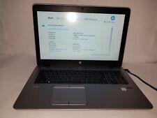 New listing Hp ProBook 850 G3 Intel Core i7-6600U @ 2.60 . Ghz 16 Gb No Hdd/Os.5Cg7254Hmw Ww