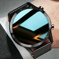 Smart Bracelet Sport Watch Body Temperature Heart Rate Fitness Monitor Health
