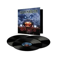 Iron Maiden - Rock in Rio - Live 2001 (Ltd 6.3oz 3LP Vinyl) 2017 Parlophone New
