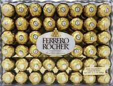 Ferrero Rocher Hazelnut Chocolates - 48 Count