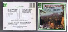 ONSLOW CD QUINTETTES OP 68. 80 / SEXTUOR A CORDES DE FRANCE/ JACQUES DUHEM