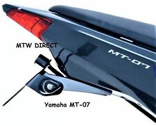 Yamaha MT-07 MT07 2014-2019 R&G Racing motorcycle tail tidy licence plate holder