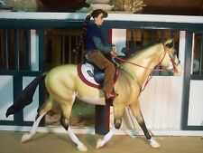 Jaapi SCOUT Endurance tack set for Breyer/Stone model horses, not for real horse