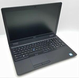 """Dell 15.6"""" Precision 3530 Six-Core E-2176M 2.70GHz 16GB DDR4 RAM 512GB NVMe SSD"""