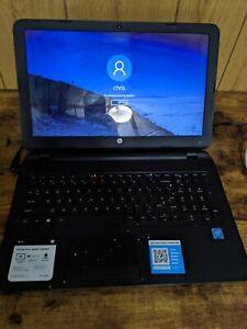 HP 15 f233wm Laptop (Intel Celeron 1.6Ghz, 4GB DDR3L, Intel HD, 500GB HDD, 15.6)