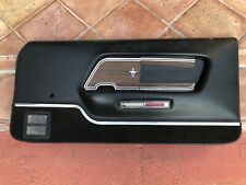1969 1970 Ford Mustang Mach 1 Grande Boss 302 Deluxe Passenger Side Door Panel