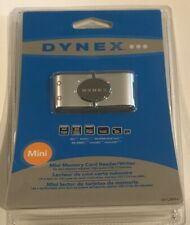 Dynex Mini Memory Card Reader Writer for Pc Laptop Computer Dx-Crmn1