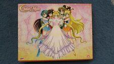DVD SAILOR MOON BOX 03 - 4 DVD EPISODI 33-46 PRIMA SERIE