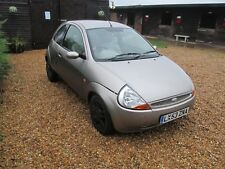 Ford Ka Luxury 2003