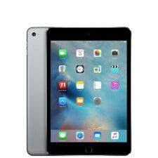 Apple iPad mini 4 | 128GB | WiFi | 7,9 Zoll | Spacegrau | inkl. PowerStrap Case