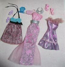 2011 BARBIE,MIDGE,TERESA,NIKKI-FASHIONISTAS-AWARD NIGHT FASHION PACK DRESS SHOES
