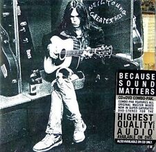 Neil Young Greatest Hits CD DVD 2 CDs 2004