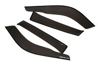 Wind Deflectors Set Lightly Smoked For Toyota Hilux Surf KZN130 3.0TD 8/93-11/95