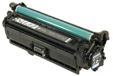 12 Virgin Genuine Empty HP CE400A Black Laser Toner Cartridges FREE SHIP 507A