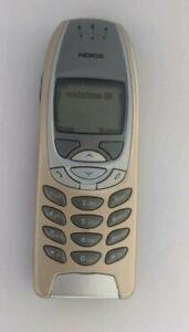 Nokia 6310i Bluetooth Mobile Phone Button Cellular Mistral Beige Unlocked UK