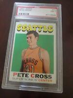 1971 Topps Pete Cross #33 PSA  7