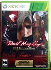 Xbox 360 Game - Devil May Cry HD Collection (New)