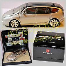 Citroën C-Airlounge 2004 Salón de Genève plata plata metálico 1:43 Norev