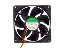 Sunon EE92251B2-000U-G99 92x92x25mm Dual Ballbearing Fan, 3Pin