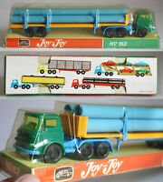 VERY RARE VINTAGE 70'S JOY TOY No 162 BEDFORD TRUCK MADE IN GREECE NEW MISP !