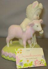 Snowbunnies Easter Figure My Little Lamb 811846