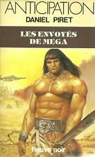 FLEUVE NOIR - ANTICIPATION N° 1119 : LES ENVOYES DE MEGA - DANIEL PIRET - TTBE !
