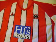 Sheffield United shirt jersey LCS  Nick Montgomery match worn collector