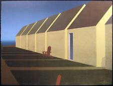 """John Axton """"Promise of Dreams"""" Hand Signed & Numbered Lithograph, southwestern"""