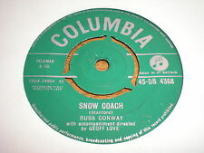 RUSS CONWAY - SNOW COACH / TIME TO CELEBRATE = PHILIPS CONTRACT PRESS