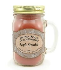 Apple Strudel Scented Mason Jar Candle by Our Own Candle Company