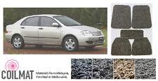 2001-2007 Toyota Corolla Sedan/Hatch 1.8 - Customised PVC Coil Car Floor Mats