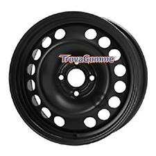 KIT 2 PZ CERCHI IN FERRO Opel Tigra Twin Top 6.5Jx15 4x100 ET35