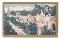 (F) 1935 San Diego Exposition PC The Avenue of Palaces