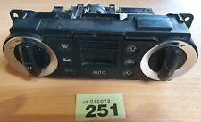 Audi TT 8N 99-06 1.8T Climate Control Heater Panel 8N0820043A
