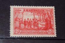 AUSTRALIA 1937 2D RED 150TH ANN OF NSW ISSUE VERY FINE M/N/H