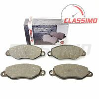 Front Brake Pads for FORD TRANSIT Mk6 - FWD front wheel drive models - 2000-2006
