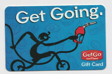 Get Go Gas food etc gift card $50 physical card ready to ship!
