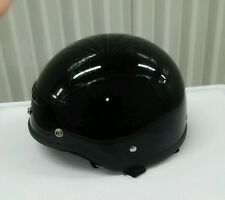 CKX VG-500 XL Motorcycle Helmet Black Open Face