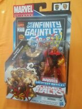 Marvel Universe THANOS, ADAM WARLOCK Greatest Battles Pack,Sealed, Free Shipping