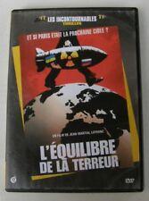 DVD L'EQUILIBRE DE LA TERREUR - Bob MEYER - Jean Martial LEFRANC