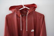 VTG RARE Nike Poncho maroon 80s 70s ACG sportswear air men OG jordan max size s