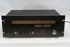 New ListingTechnics St-9600 Am/Fm Stereo Tuner - Rack Mount - Rare Vintage - Japan 1970's