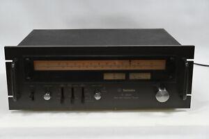 Technics ST-9600 AM/FM Stereo Tuner - Rack Mount - Rare Vintage - Japan 1970's