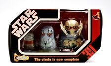 Star Wars Chubby Series 1 - General Grievous Figurine Set