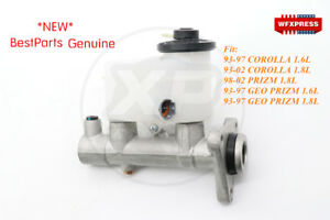 Brake Master Cylinder For Toyota Corolla 92-02 Geo Prizm 93-97 Fit OE 4720112800