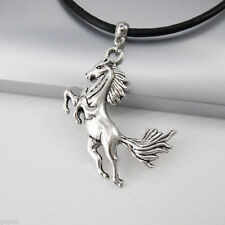 Alloy Animals Insects Leather Fashion Necklaces & Pendants