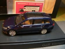 1/43 Herpa VW Golf VII Variant DUNKELBLAU 703882