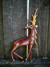 Decorative handmade home decor, Wooden wall hanging unicorn, gift for hunter